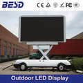 P6, P10 outdoor advertising led display/mobile truck led sign display/mobile led module screen