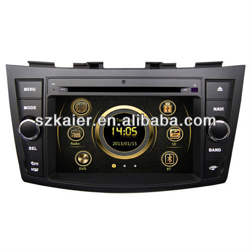 Special in car radio for Suzuki/Dezire/Ertiga Swift GPS navigation