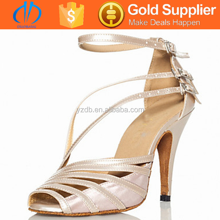 low heel stylish ballroom dance shoes cheap price wholesale size 11