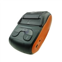 Fashion case mobil 58mm portable 58mm handheld printer bluetooth thermal lable printer barcode printer