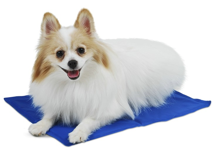 waterproof soft pet cooling gel pad, dog ice cool mat, gel pet cooling mat