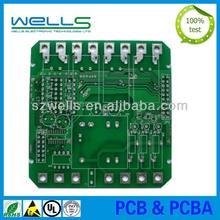 Rogers 4003C and 4350B material PCB
