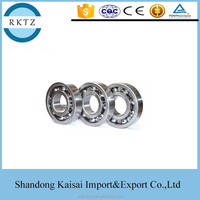 Machine parts Deep groove ball bearing 604RS size 4*12*4 made in China