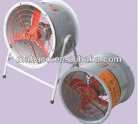 MHC Brand Newest Type electric protable ventilation fans explosion proof,Ventilation equipment. Industrial fan