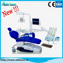 Micro-fiber leather cushion dental hygienist chairs,dental prosthetic equipment
