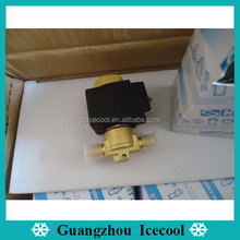Refrigeration 5/8 Flare Low price castel solenoid valve 1070/5A6 for condensing unit