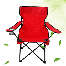 Portable Camping Chair Foldable Beach Outdoor Folding Chair for BBQ