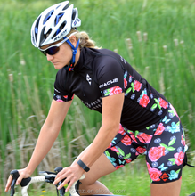 Specialized Women's Roses Sublimation Custom Cycling Jersey
