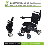 jazzy light motor electric wheelchair