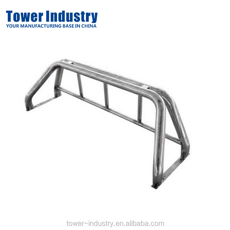 High Quality Aluminum Universal Pick Up Roll Bar for Trucks