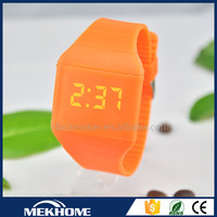 Advertising Wrist Watch Gift led Watches Hot Selling unisex led Watches