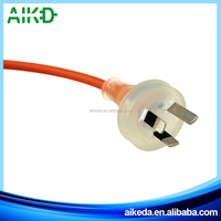 Good performance top quality high level australia electric wire plug