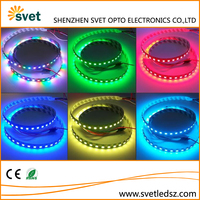 5V Programmable WS2812B IC Built in 5050 RGB 96Leds Individually Addressable LED strip