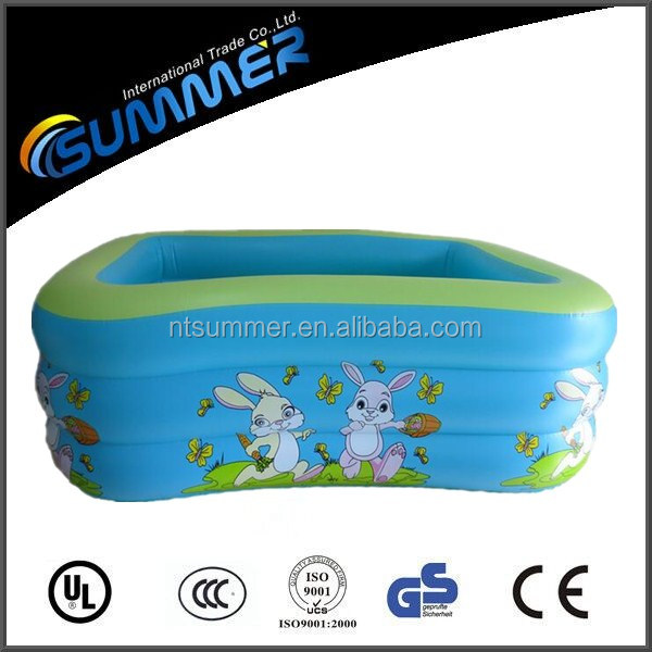 Competitive price cartoon swimming pool