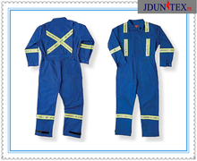 Jduntex Fireproof High quality cotton oil and gas fire resistant coverall