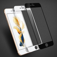 Premium!!! 3D Tempered Glass Screen Protector For Iphone 7, 9H Hardness Tempered Glass Screen Protector/