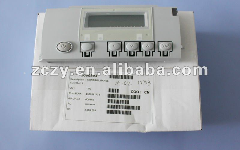 Control Panel for Epson stylus Pro 4000 printer