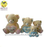 2012 Hot selling valentine soft toy
