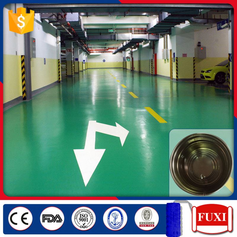 FXHD88-33 Industry Solvent Epoxy Concrete Floor Self-leveling Seal Primer Paint Coatings