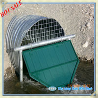 Welded wire mesh fence for water gap (ISO&CE&BV Certification)