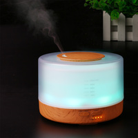 Benice 2016New home use Aromatherapy Aroma Humidifier colorful lamp ultrasonic aroma diffuser