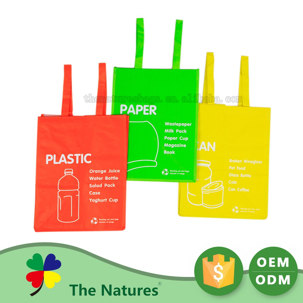 Super Price Woven Trash Garbage Importers Bags Yellow Bag Dispenser For Hospital Waste