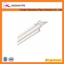 High pressure 2 inch pvc electrical conduit pipe for wiring installation