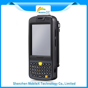 Portable data collector with 1D/2D barcode scanner,RFID Reader(MX9000)