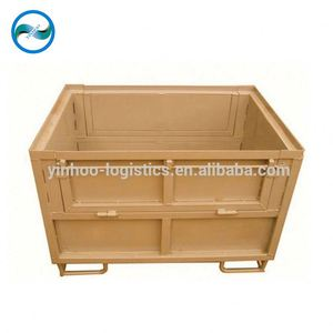 rolling open side intermediate bulk container for warehouse alibaba China