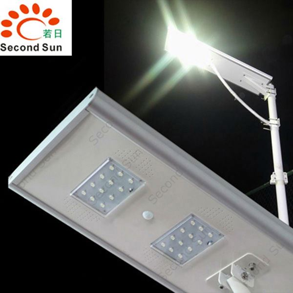 outdoor magnetic induction lamp street light
