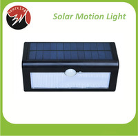 IP65 Waterproof 38 LED 4W 500LM Solar Power Fence Security Light | Outdoor LED Solar Garden Light with Motion Sensor