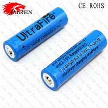 IMR USB charger,UltraFire LC 14500 3.7V 1200mAh rechargeable Li-ion Battery