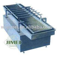 fruit washer / vibration cleaning machine