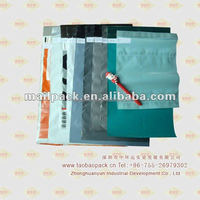 printed PE packaging bags send for clothes