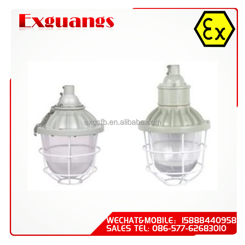 Explosion series Explosion proof illumination lamp for Factory and hazardous areas