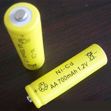 high temperature nicd battery aa 700mah 1.2v / nicd aa 800mah 1.2v battery / nicd aa 400mah 1.2v battery