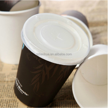 Translucent Disposable Plastic Cross Type Cup Cover, Milk Tea Cup Lid, Cold Drink Cup Lid
