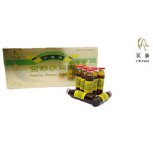 Herbal oral liquid American Ginseng royal jelly health food products