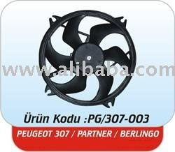 Auto Fan Sets Without Motor Peugeot 307-Partner-Citroen