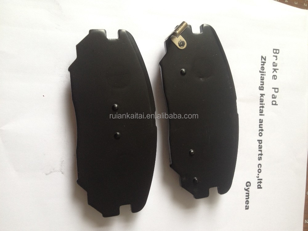 China brake pads factory,high quality ceramic brake pads for ISUZU