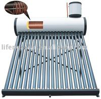 Heat Quickly China Integrated Pressurized Solar Water Heater CCC&SRCC&CE&solar key mark