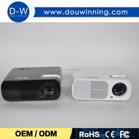 5.0 inch LCD beamer TV/HDMI/USB/Android OS support projector mini