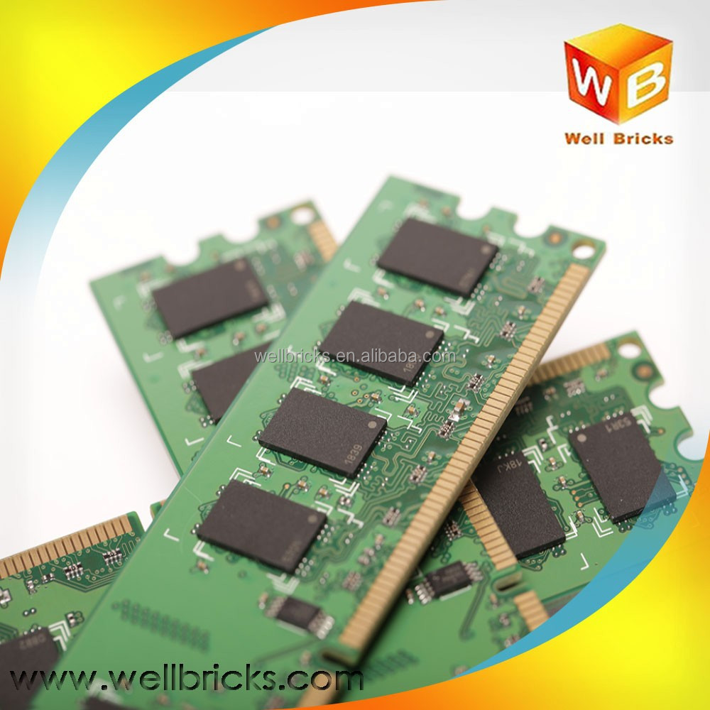 Taiwan best price cheap wholesale motherboard 800mhz ddr2 2gb ram