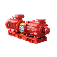 heavy duty horizontal electric motor fire pump