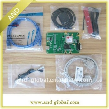 3G HSDPA SIM5320e module with GPS evaluation kit evaluation board