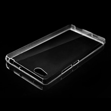 Ultra Thin Transparent Clear TPU Soft unbreakable Matte mobile phone case back cover for nubia n11
