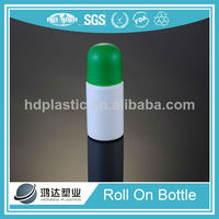 plastic roll on bottle for attract opposite sex perfume
