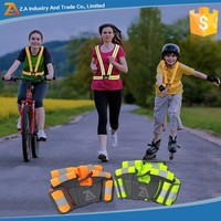 Custom Reflective Safety Belt For Reminding