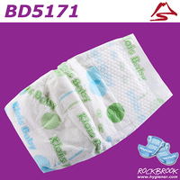 Hot Sale High Quality Competitive Price Disposable Ashar Diaper Manufacturer from China