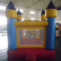 exercise Inflatable Bouncer , LZ-A2176 inflatable Bouncer floating pool bar